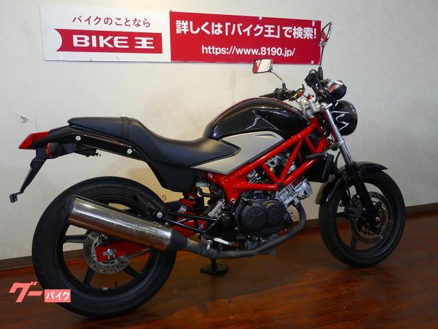 ホンダ VTR250 スマホホルダー FIモデル グーバイク鑑定車の画像(福岡県
