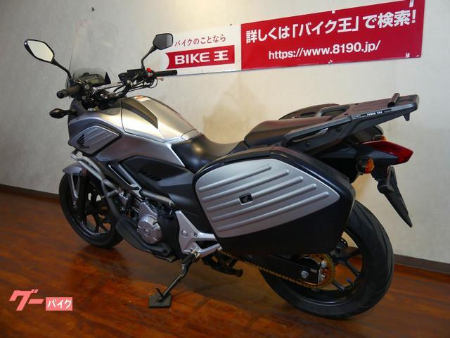 ホンダ NC700X DCT パニアケース モリワキMF ETC他の画像(福岡県