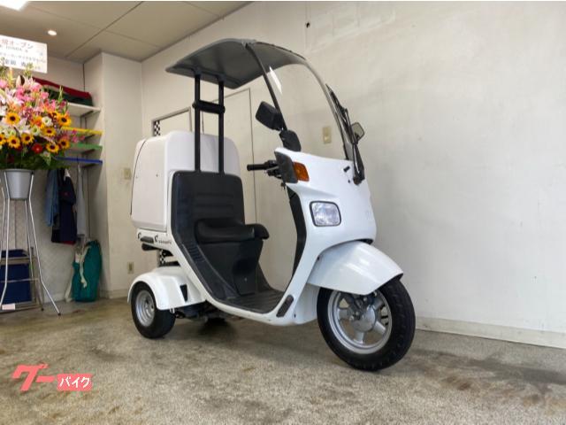 ジャイロキャノピー インジェクション 4サイクル TA03 大型ルーフ 三輪 50cc