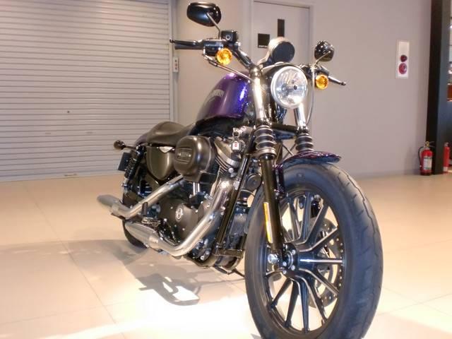 HARLEY-DAVIDSON XL883N アイアン グーバイク鑑定車の画像(熊本県