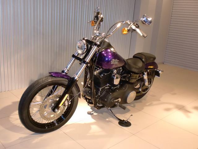 HARLEY-DAVIDSON FXDB ストリートボブ グーバイク鑑定車の画像(熊本県