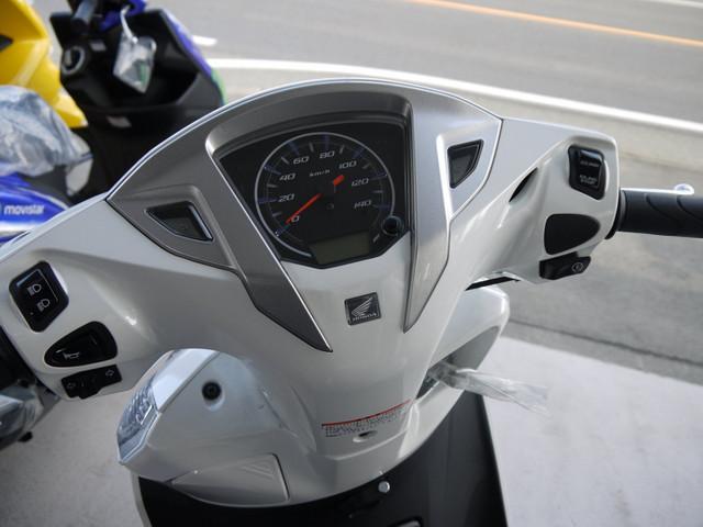 ホンダ リード125 新車の画像(熊本県