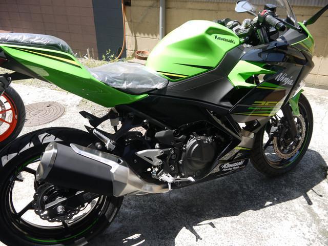 カワサキ Ninja 250 新型の画像(熊本県