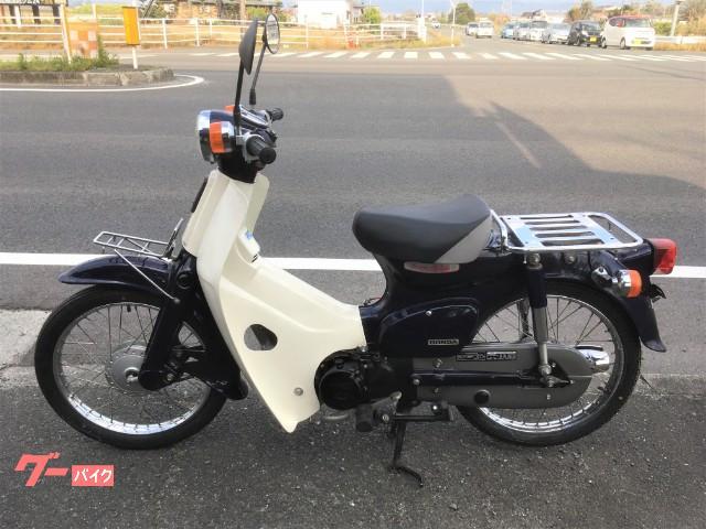 ホンダ スーパーカブ50 FIの画像(熊本県