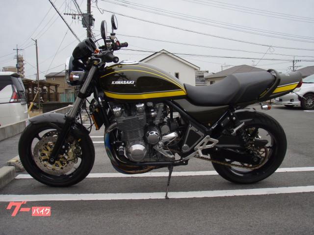 カワサキ ZEPHYR1100 フルカスタムの画像(熊本県