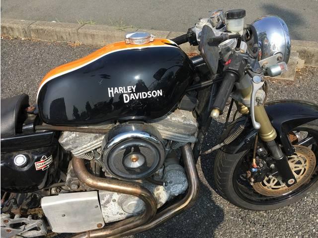 HARLEY-DAVIDSON XLH883 スポーツスター カスタムの画像(熊本県