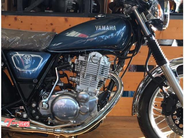 ヤマハ SR400 2019年モデルの画像(熊本県