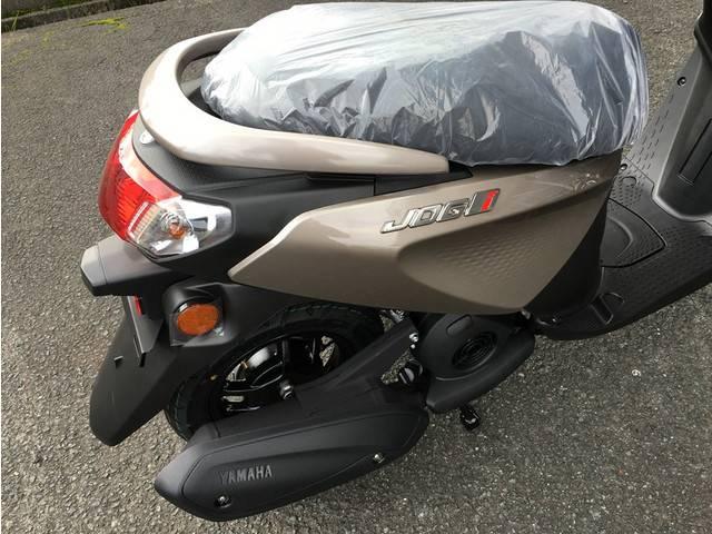 ヤマハ JOG125i 新車の画像(熊本県