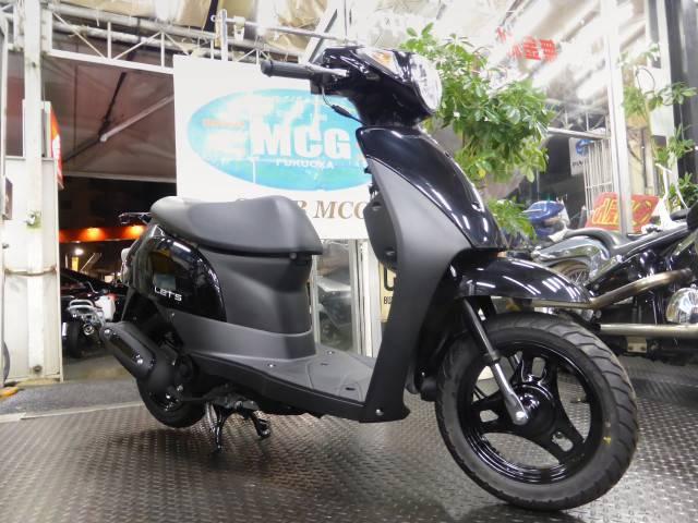 レッツ 2020年モデル FIインジェクション日本製