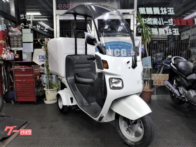 ジャイロキャノピー JMSリア大型BOX 4サイクルFIエンジン TA03モデル