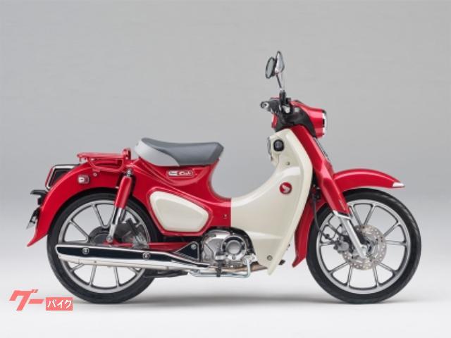 スーパーカブC125 ABS 2021年 NEWモデル新型エンジン搭載 Honda SMART Key システム LEDライト
