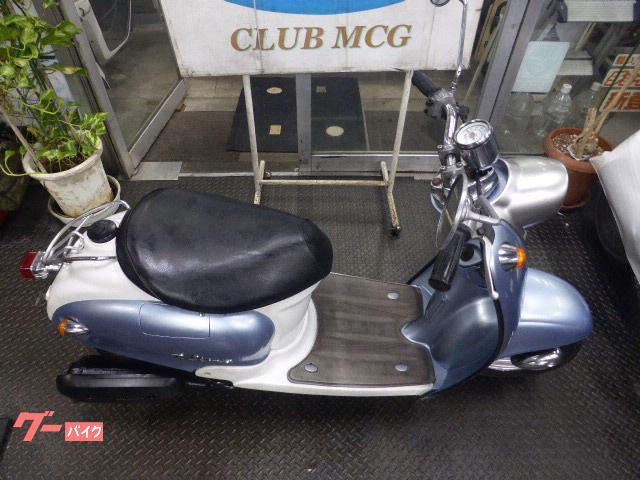 ヤマハ ビーノクラッシック ビンテージスタイルスクーター SA10J後期モデル ガソリンメーター付きシャッターキー付きの画像(福岡県