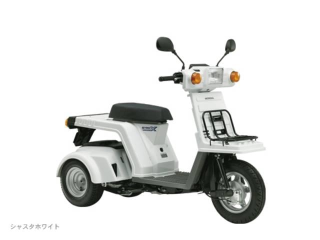 ホンダ ジャイロXベーシック 2018年モデル 4サイクル FIインジェクションの画像(福岡県