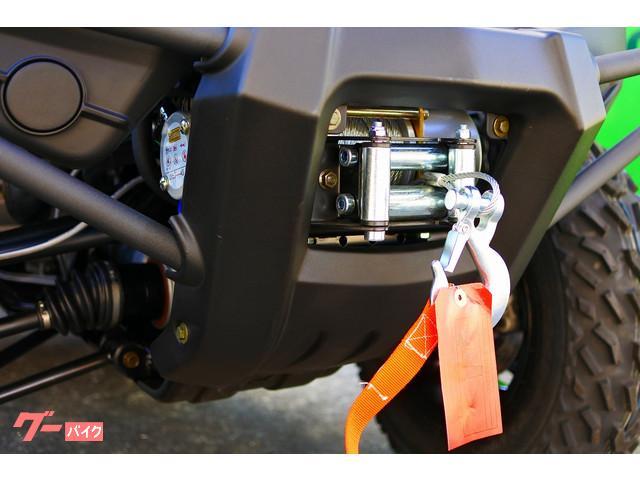 バギー KYMCO MXU450iLEの画像(福岡県