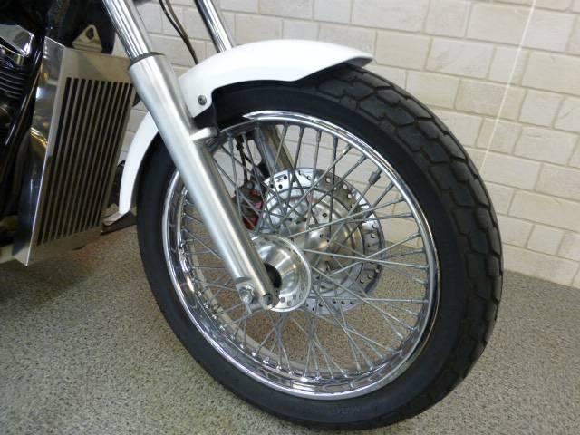 ホンダ シャドウスラッシャー クラシックマフラー グーバイク鑑定車の画像(熊本県