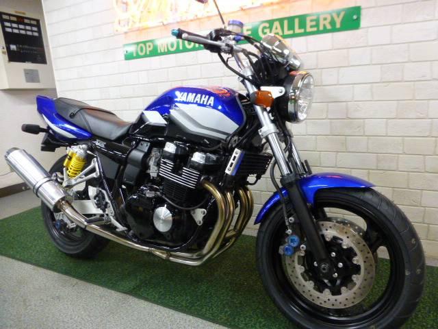 ヤマハ XJR400R グーバイク鑑定車の画像(熊本県