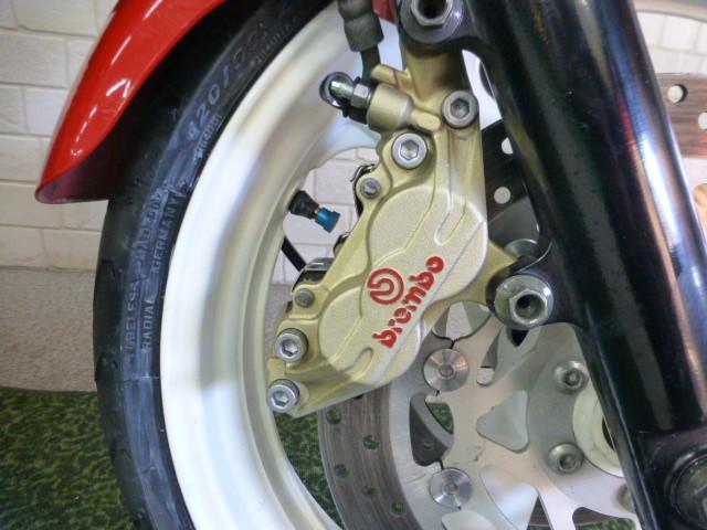 ヤマハ TRX850 OVERステンカーボン グーバイク鑑定車の画像(熊本県