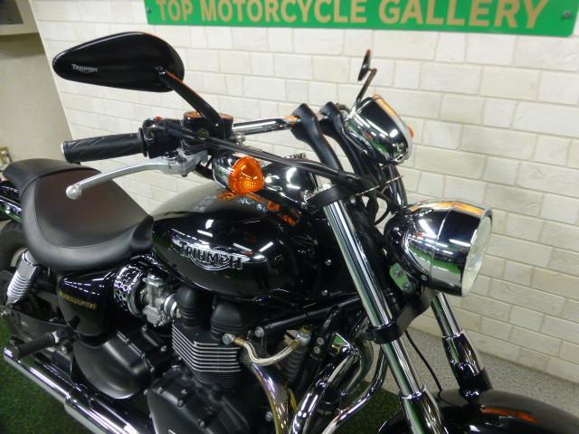 TRIUMPH スピードマスター エンジンガード グーバイク鑑定車の画像(熊本県