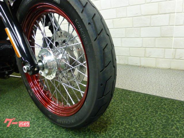 HARLEY-DAVIDSON FXDBA ストリートボブリミテッド グーバイク鑑定車の画像(熊本県