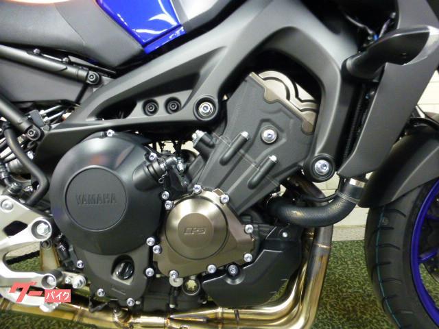 ヤマハ MT-09 ABS グーバイク鑑定車の画像(熊本県