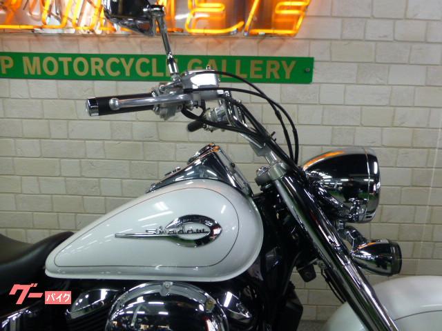 ホンダ シャドウ400 ケンテック2in1マフラー グーバイク鑑定車の画像(熊本県