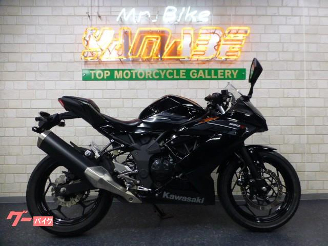 Ninja 250SL グーバイク鑑定車