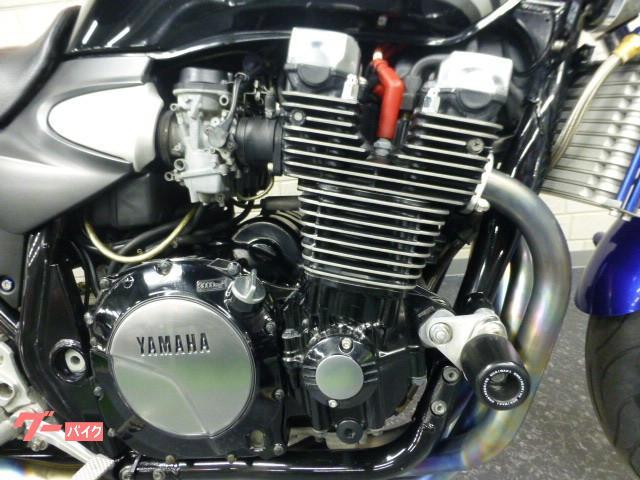 ヤマハ XJR1300 ゲイルスピード グーバイク鑑定車の画像(熊本県