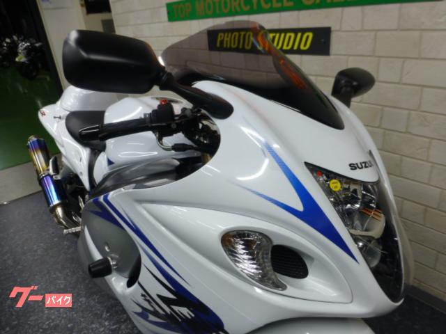 スズキ GSX1300Rハヤブサ グーバイク鑑定車の画像(熊本県