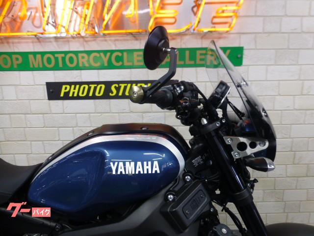 ヤマハ XSR900 ワンオーナー アクラポステンフルエキの画像(熊本県
