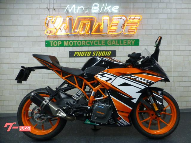 RC390 ABS グーバイク鑑定車