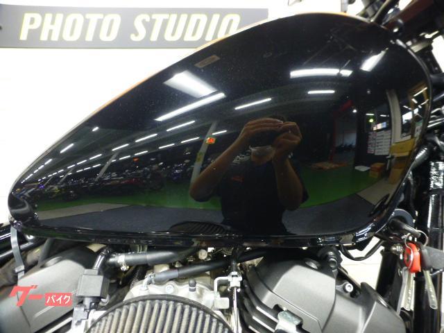 ヤマハ BOLT キジマフォークブーツ ビレットウインカー LEDテール アルミステップ サイドナンバーの画像(熊本県