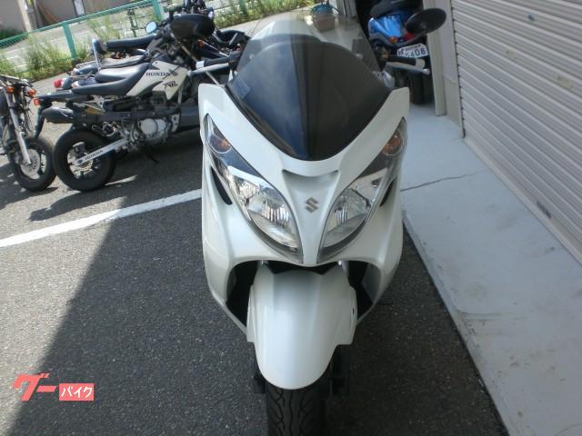 スズキ スカイウェイブ250 タイプSの画像(福岡県