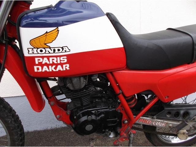 ホンダ XL125Rパリダカールの画像(熊本県
