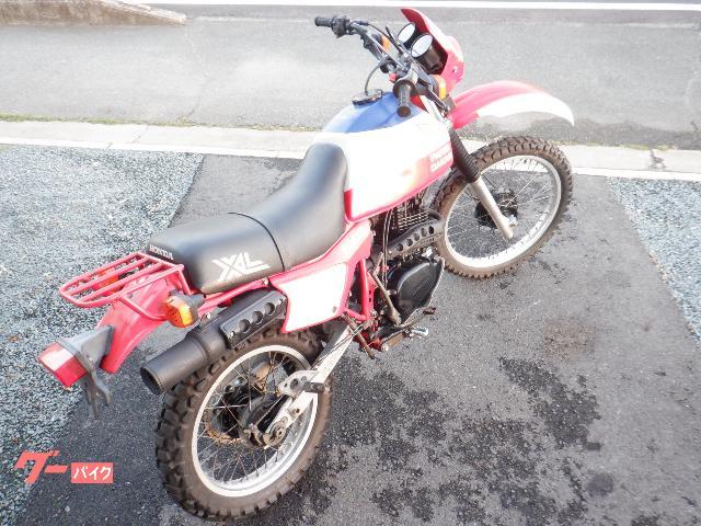 ホンダ XL250Rパリダカの画像(熊本県