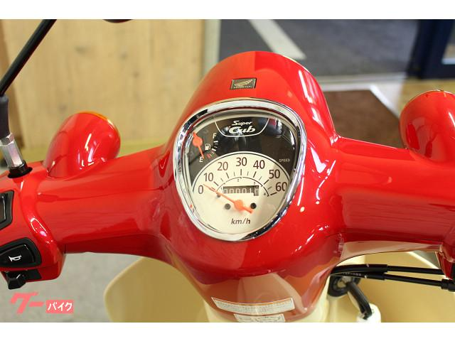 ホンダ スーパーカブ50 '18 限定 新車の画像(福岡県
