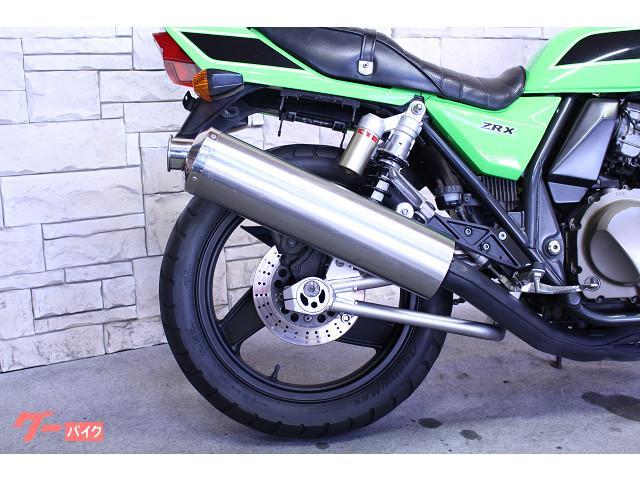 カワサキ ZRX400の画像(福岡県