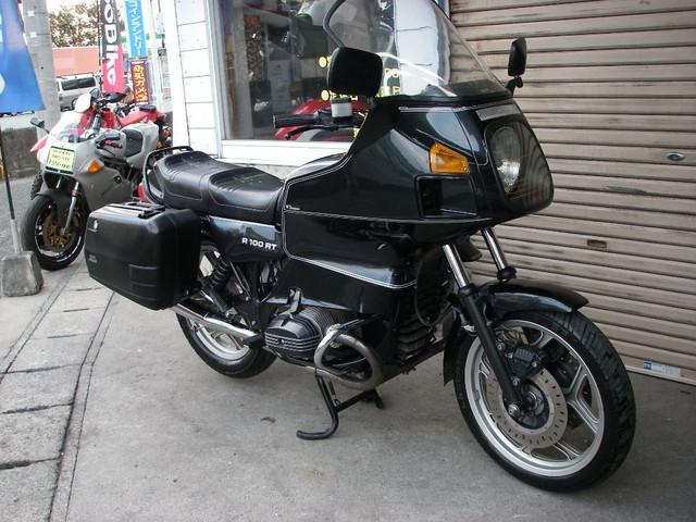 BMW R100RT パニアケース付の画像(熊本県
