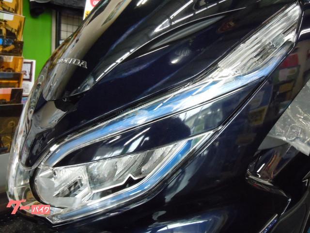 ホンダ PCX ハイブリッド 受注生産モデルの画像(長崎県
