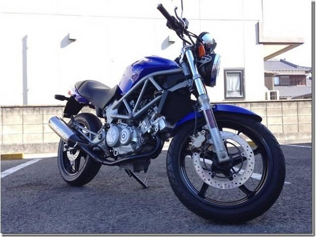 ホンダ VTR250の画像(長崎県