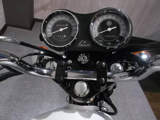 ヤマハ YB125SP 新車の画像(鹿児島県