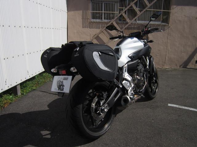 ヤマハ MT-07 ワンオーナー ローダウン 純正スクリーンの画像(鹿児島県