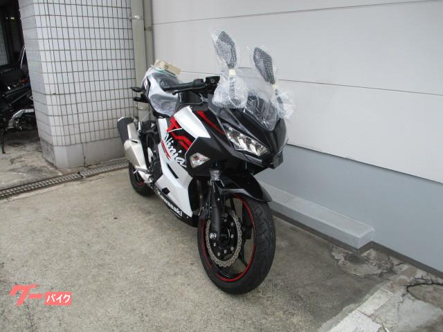 カワサキ Ninja 250 2020年カラーの画像(鹿児島県