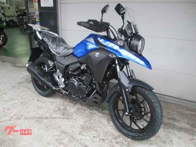 スズキ V-ストローム250 グーバイク鑑定車の画像(鹿児島県