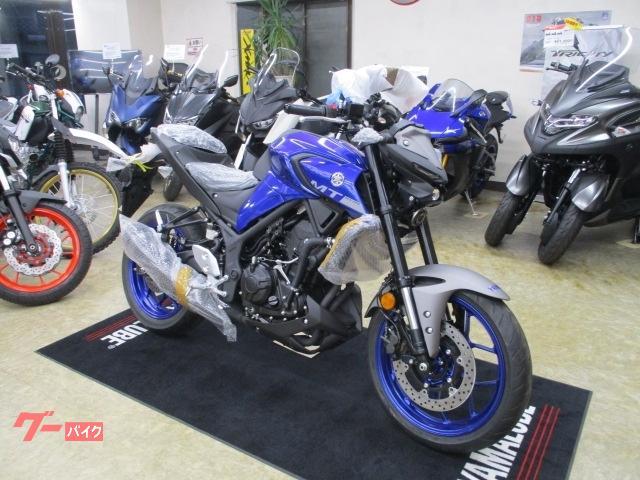 ヤマハ MT-03(320cc) 2020モデルの画像(鹿児島県