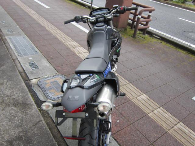 カワサキ DトラッカーXの画像(宮崎県