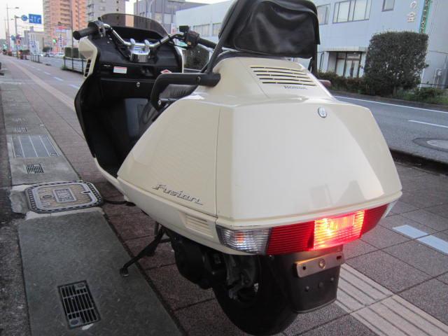 ホンダ フュージョン タイプXの画像(宮崎県