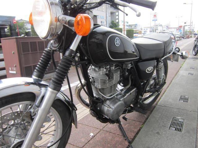 ヤマハ SR400の画像(宮崎県
