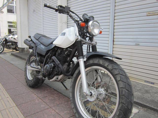 ヤマハ TW225Eの画像(宮崎県