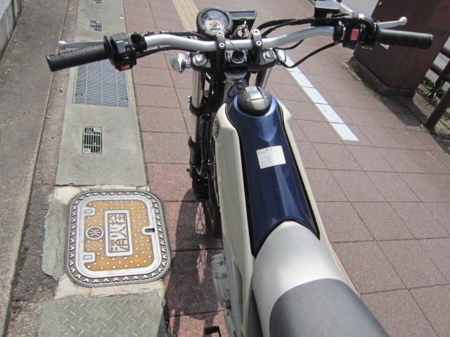 ヤマハ トリッカーの画像(宮崎県