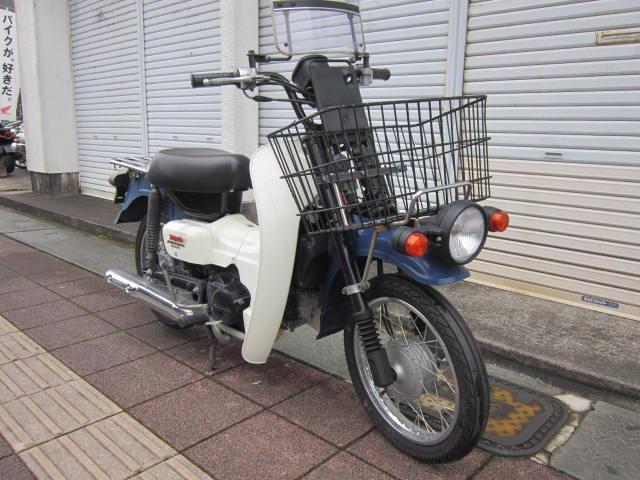 スズキ 新聞バーディー50の画像(宮崎県